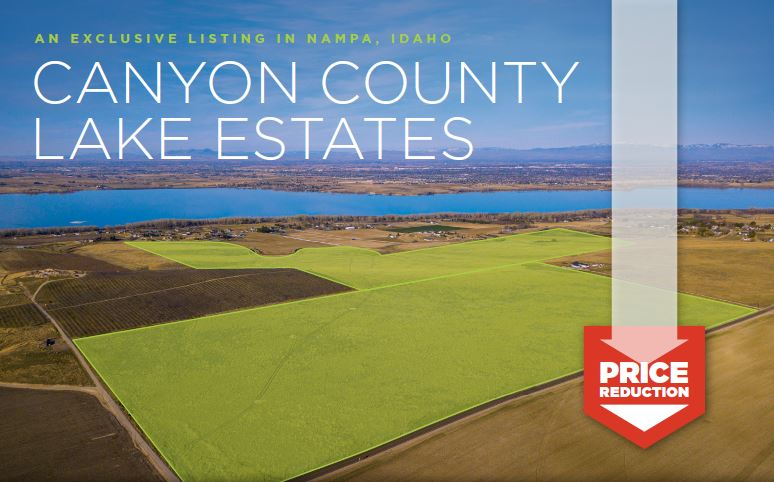 Canyon County - Residential Development Land for Sale