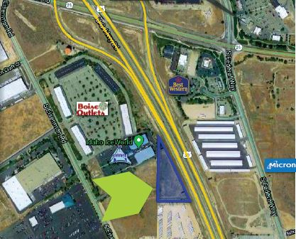 Boise - Industrial Land for Sale